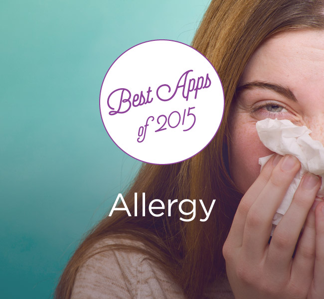 The Best Allergy iPhone and Android Apps of the Year