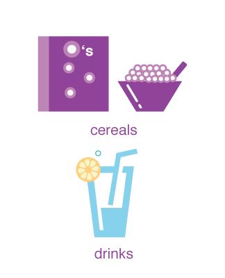 cereals drinks