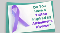 alzheimer's tattoos