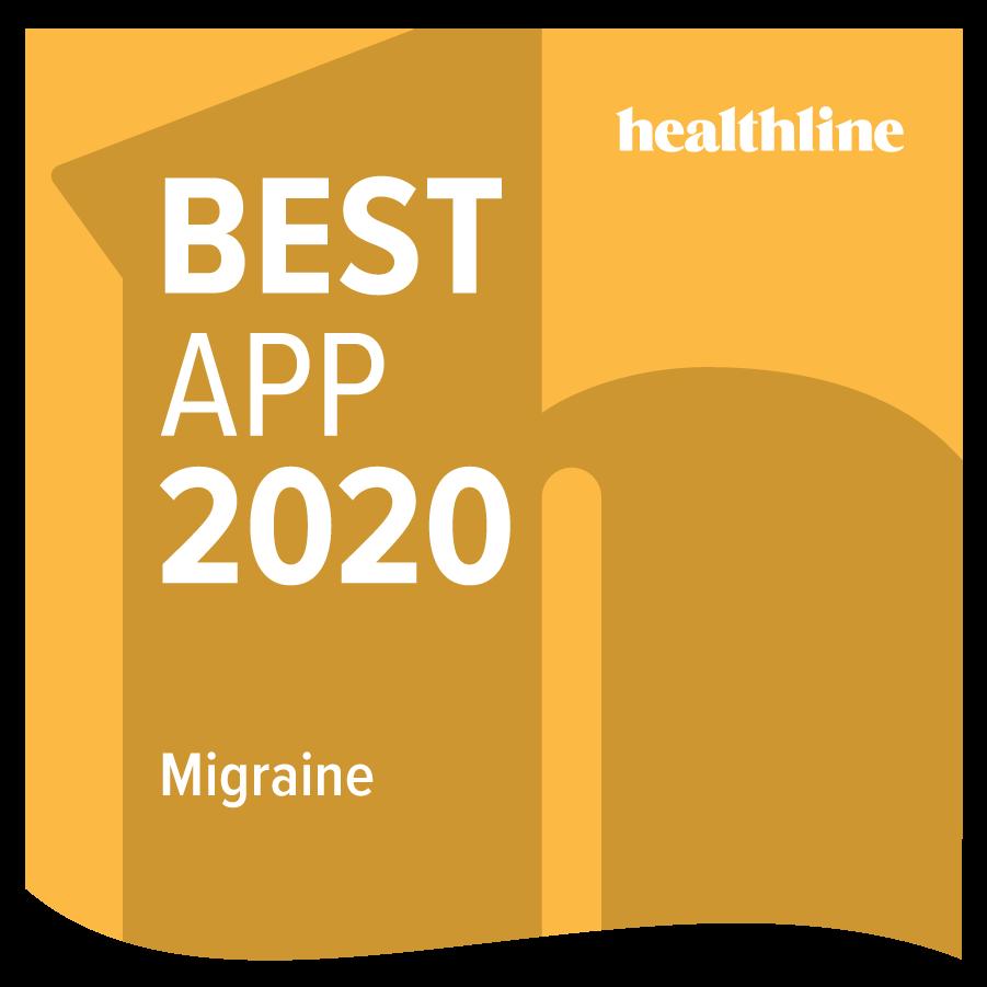 Best App 2020 Migräne-App