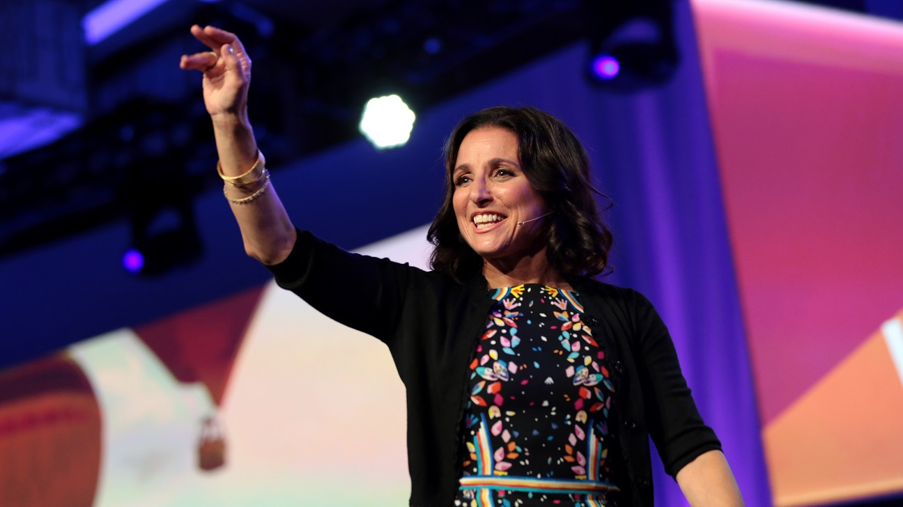 Julia Louis-Dreyfus is Diagnosed with Breast Cancer