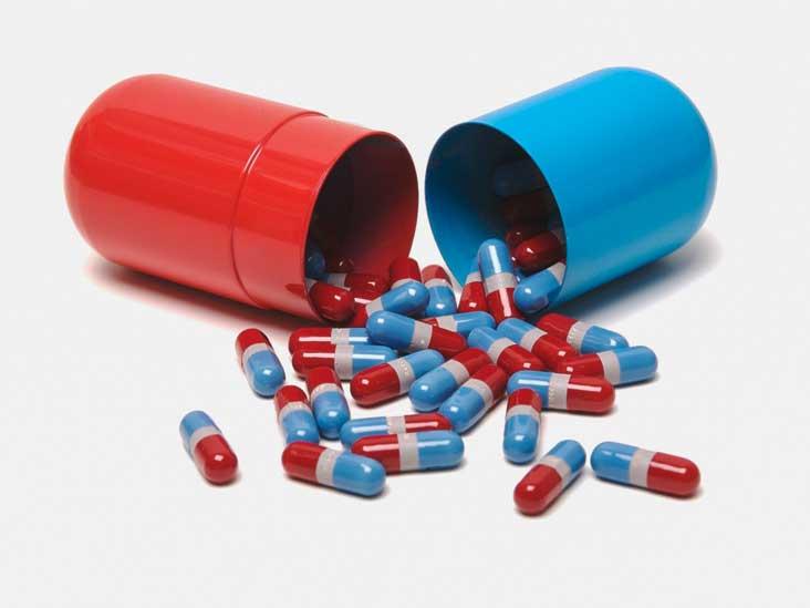 Антибиотики в картинках для детей