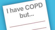 I have COPD but