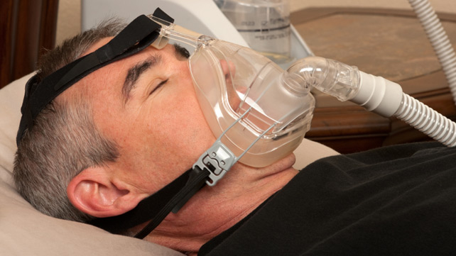 breathing machine for copd