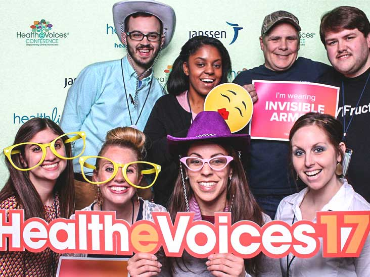 Health Advocates Speak Out About Their Conditions at HealtheVoices 2017