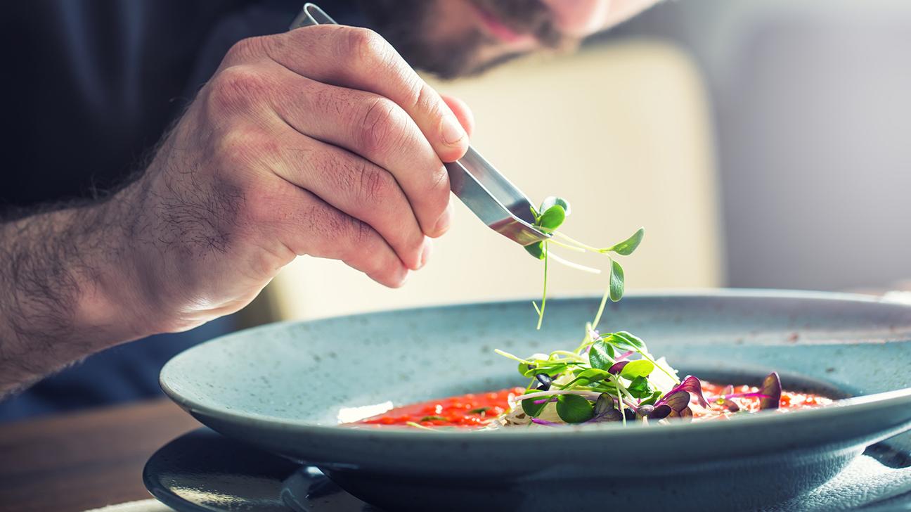 crohn's chefs on social media