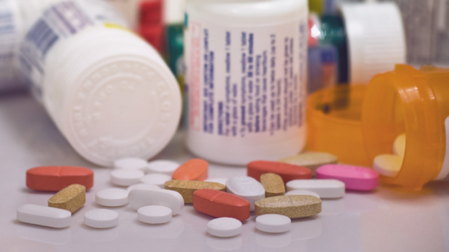 medications for crohns flare-ups