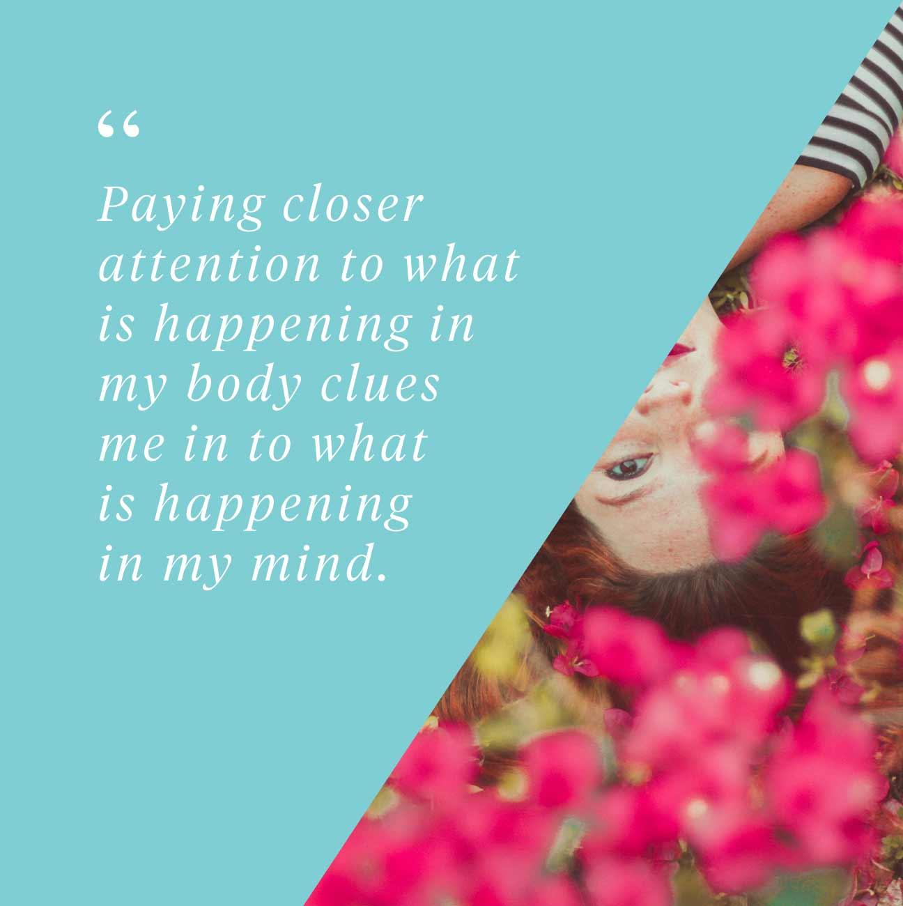 managing depression quote