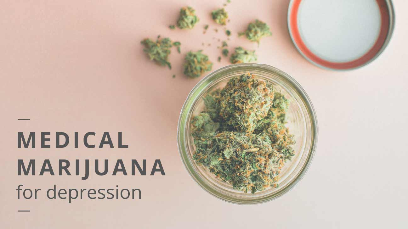 medical marijuana for depression: know the facts