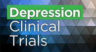 Clinical Trials for Depression
