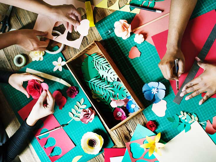 DIY Therapy: How Crafting Helps Your Mental Health