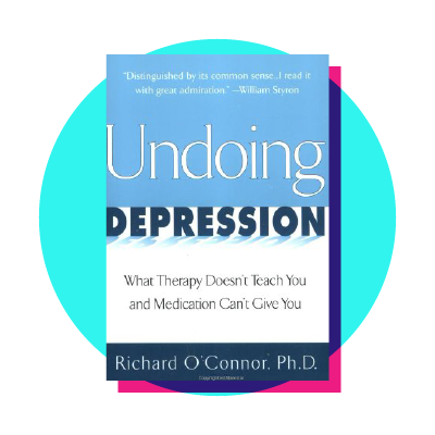getting over depression without medication