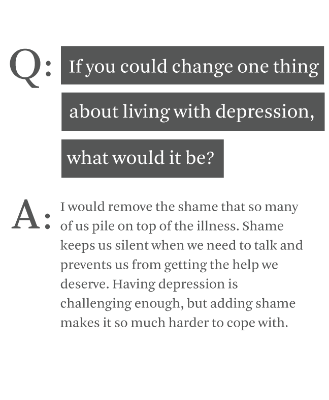 understanding and living with depression
