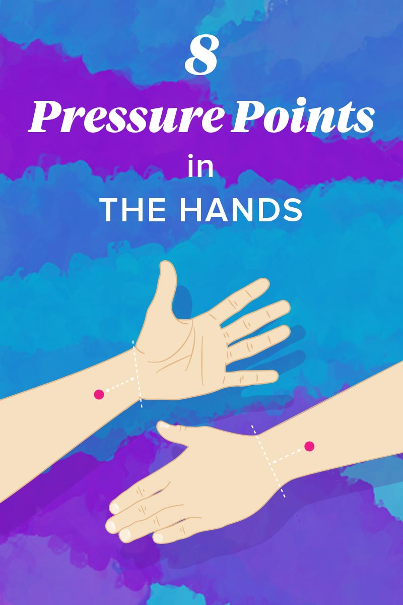 On which hand should the pressure be measured