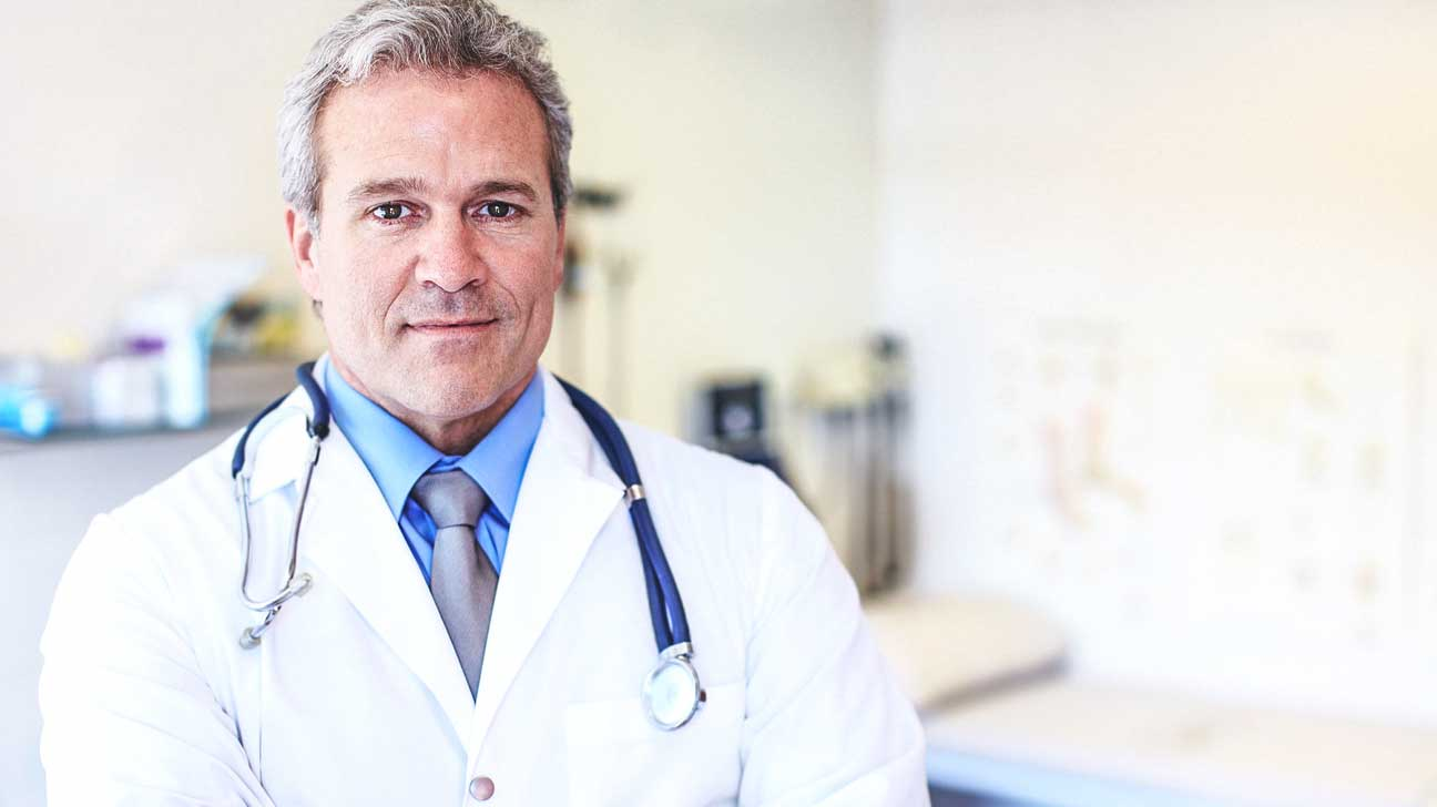 idiopathic pulmonary fibrosis doctor