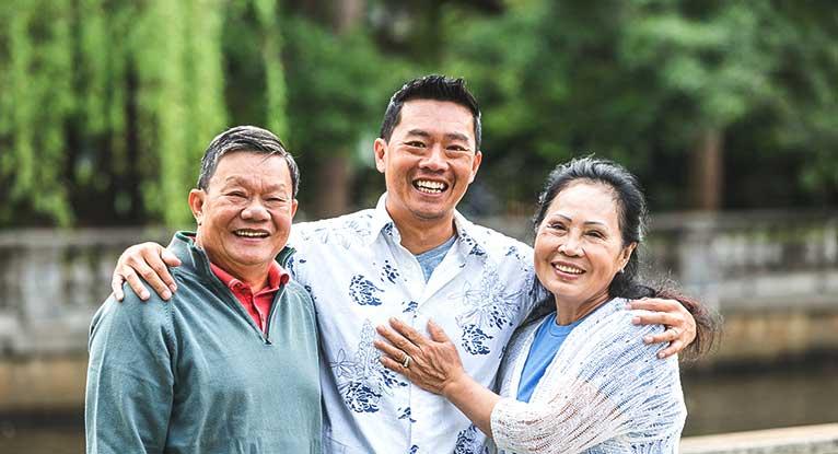 genetics and chronic lung disease