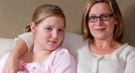Mom talks to Teen About Meningitis