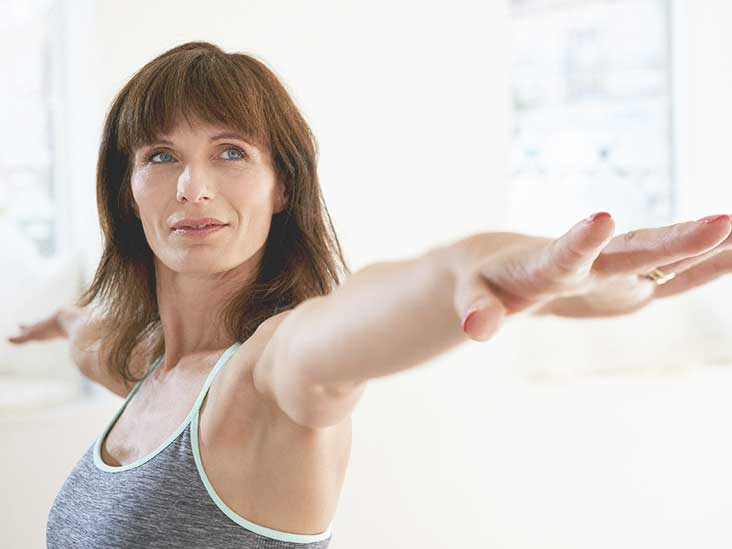 5 Gentle Yoga Poses for Menopause