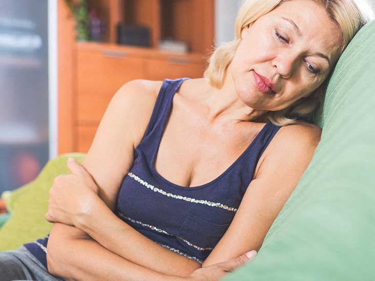 Menopause Bloating: Causes, Treatment, and More