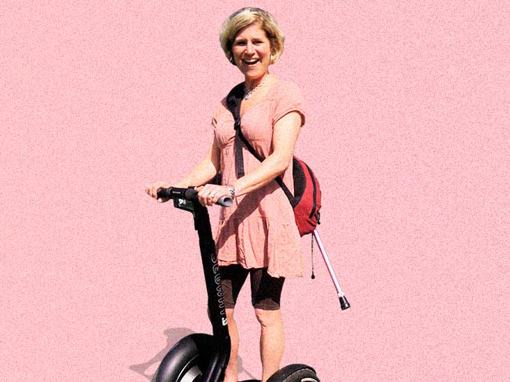 This Segway Helped Me Take Charge of My MS
