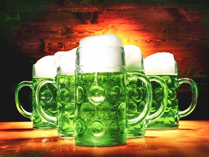 MS and March Madness: Are You Irish Enough to Drink on St. Paddy's Day?
