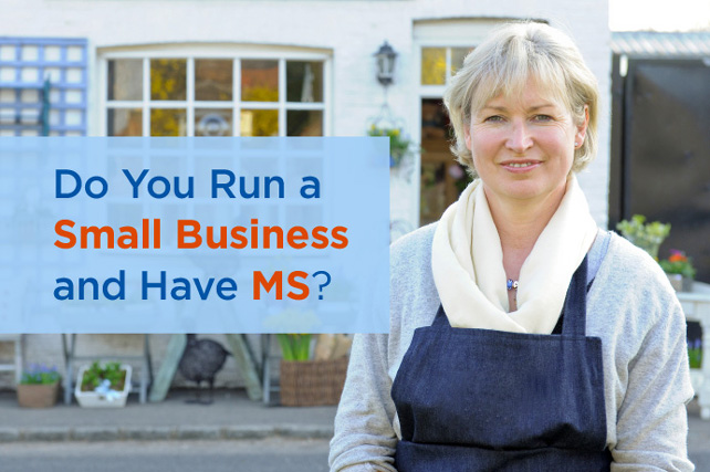 small business owner with MS