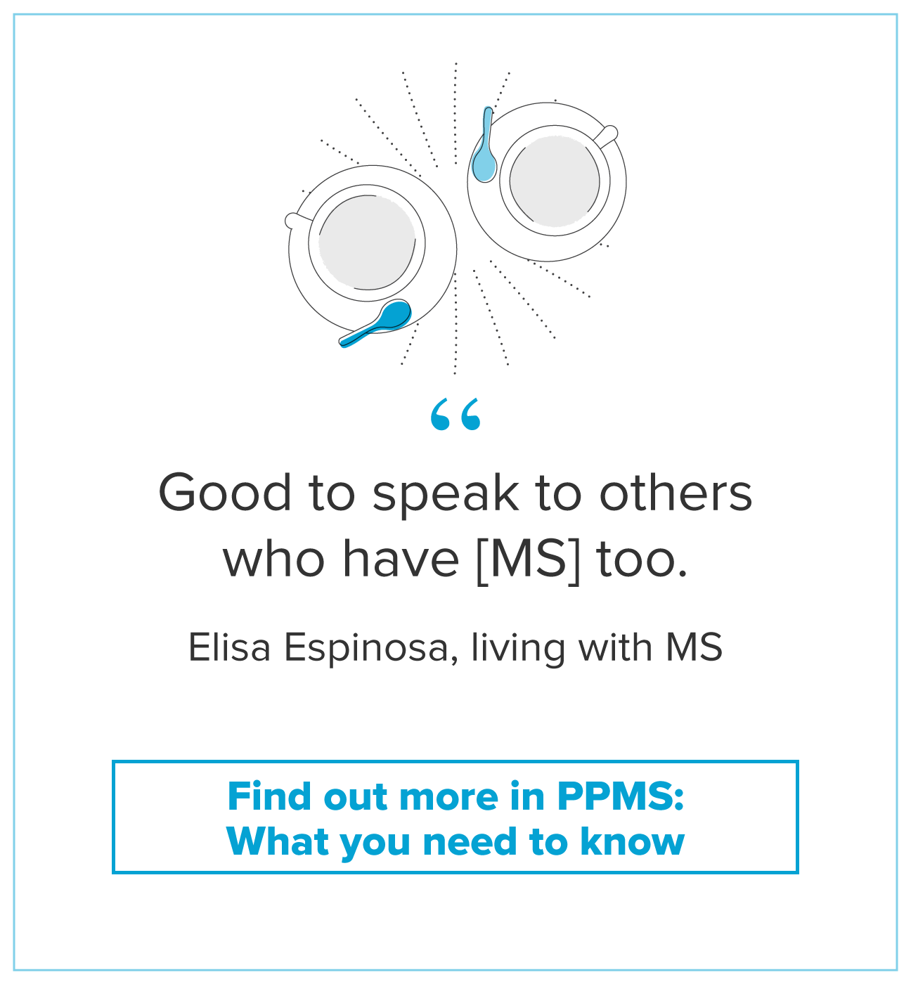 people like me: living with primary progressive ms