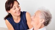 caregiver and parkinson's patient
