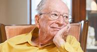 man with parkinson's symptoms