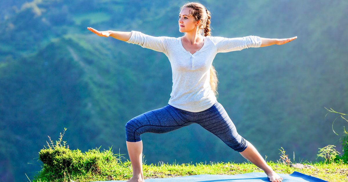 Yoga Poses For Osteoarthritis Symptoms