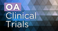 Clinical Trials for OA