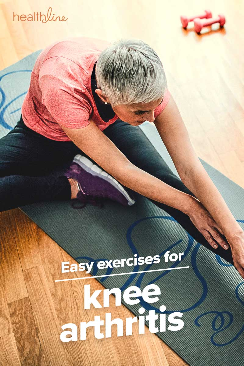 Easy Exercises For Knee Arthritis Stretches Raises And More