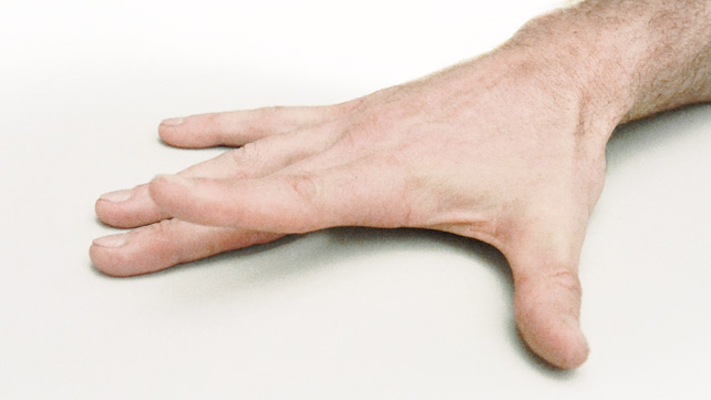 Pain In Left Hand Ring Finger And Palm