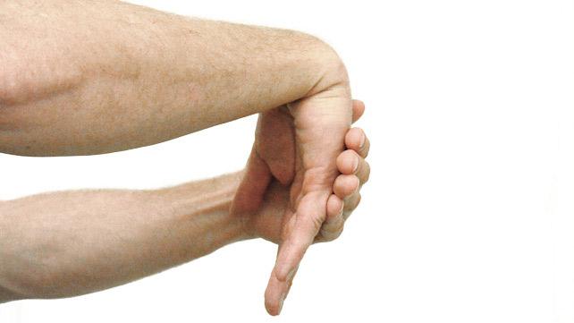 Ma azonban fogunk beszélni, hogy mi történik belül a csuklóját maga a tüneti kilátás csukló fájdalom