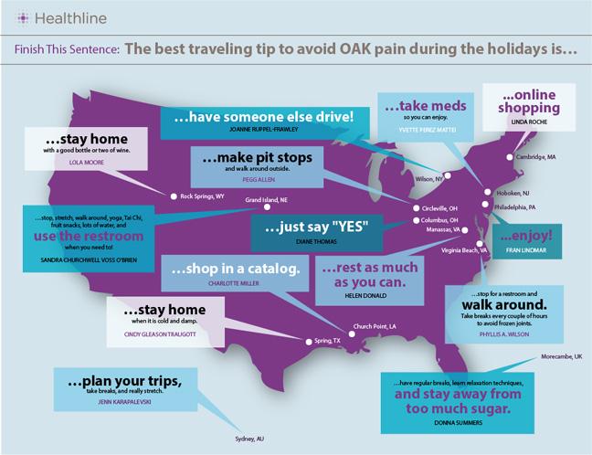 oa travel tips