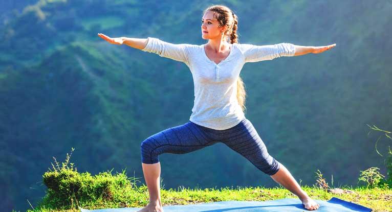 4 Yoga Poses to Help with Osteoarthritis (OA) Symptoms