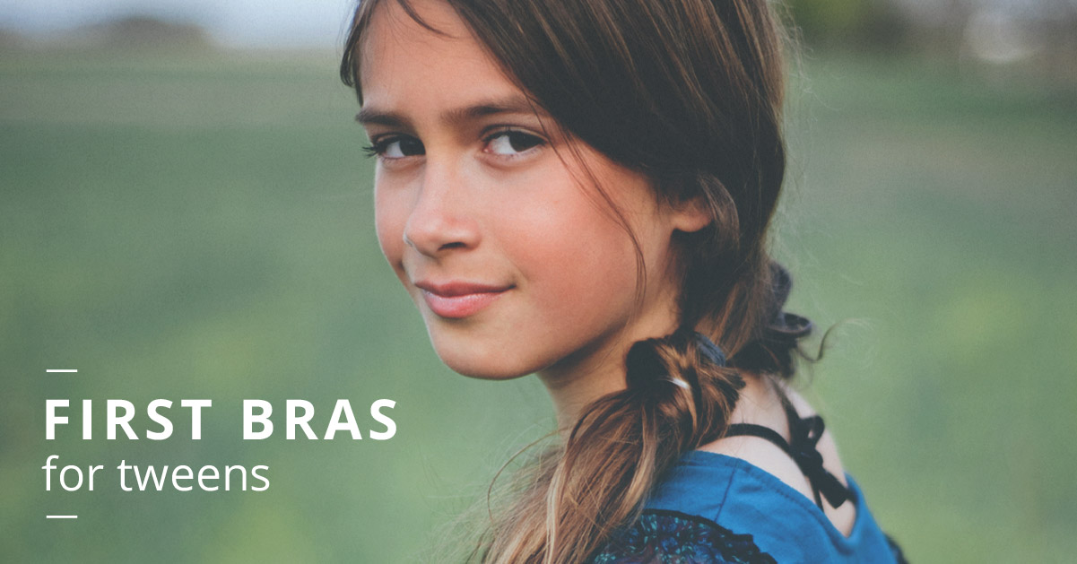 bras for tweens first bras