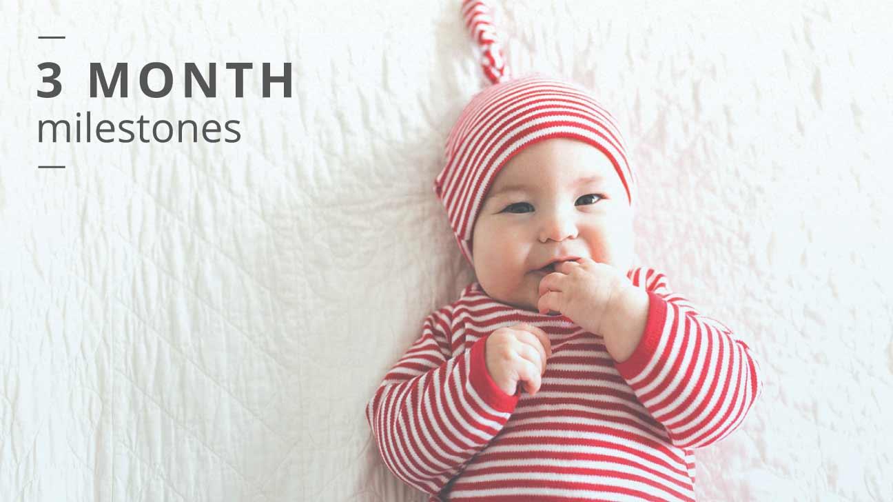 3-month milestones