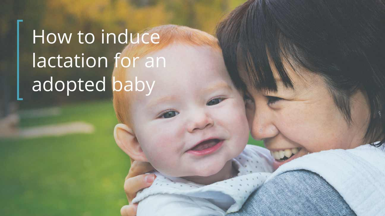 Breast-Feeding Adopted Baby