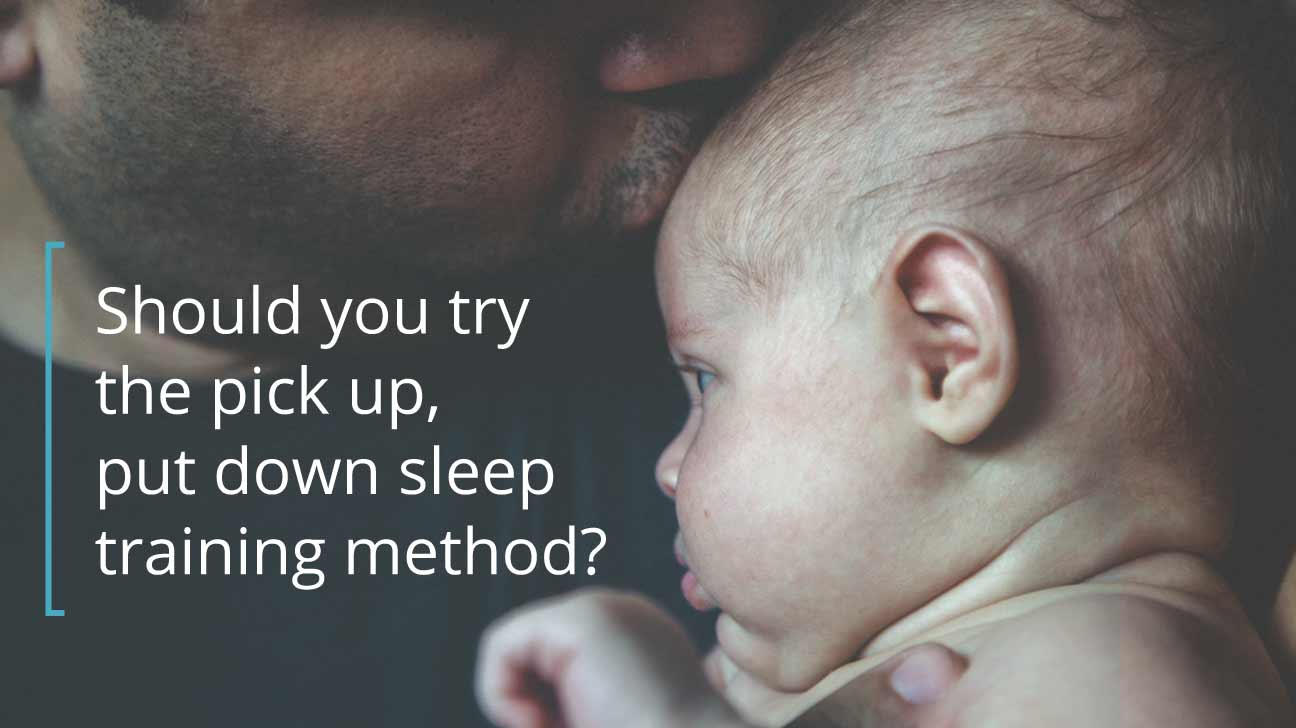 Pick up put down method