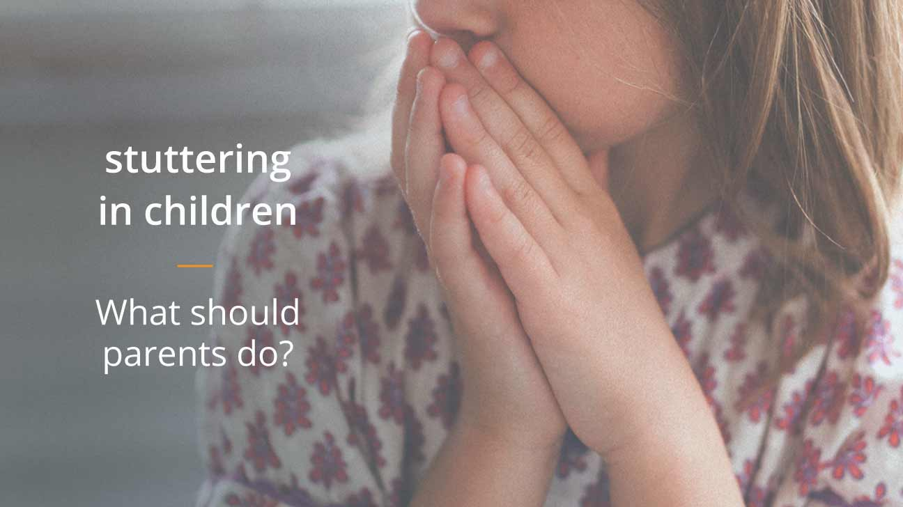 stuttering in children