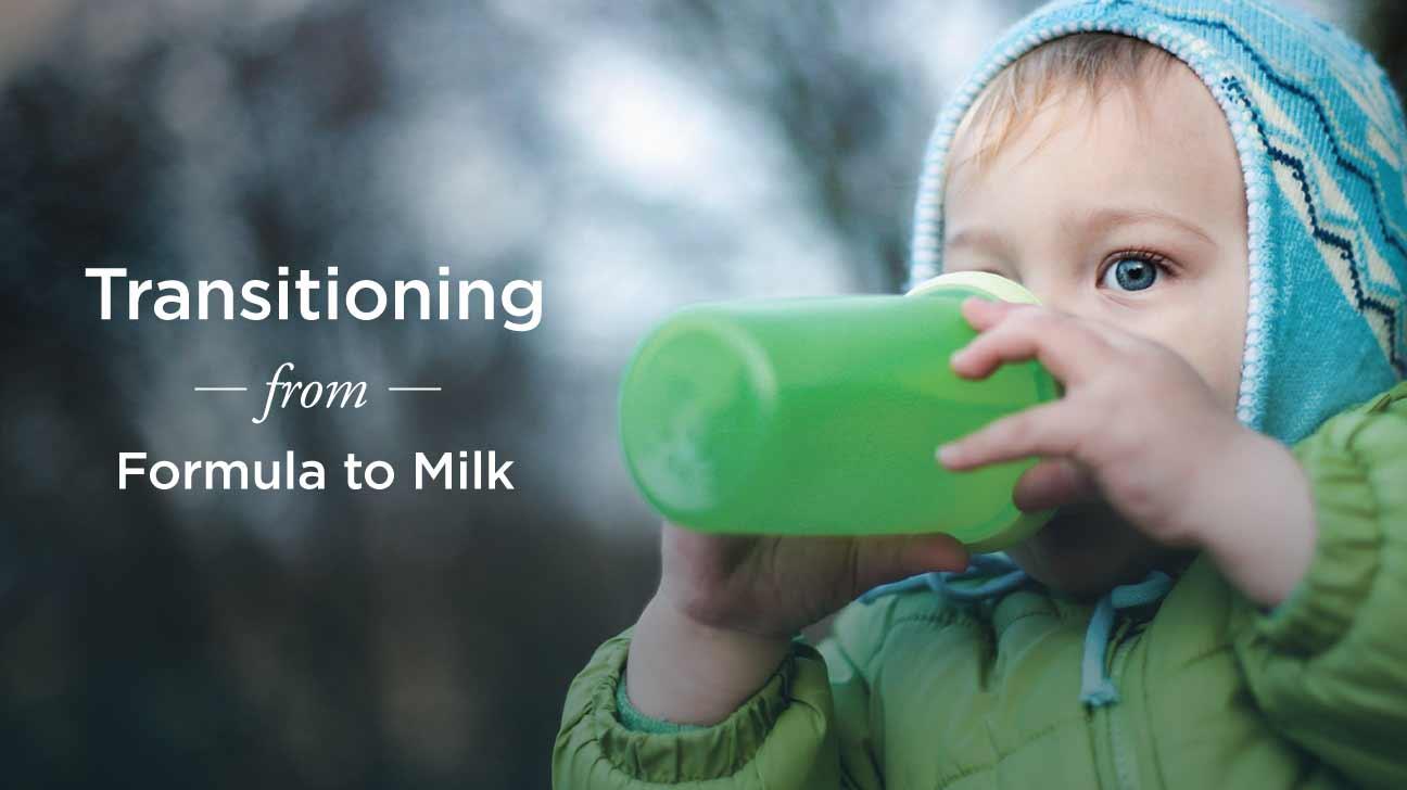 formula to milk