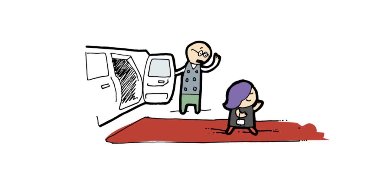 red carpet diva