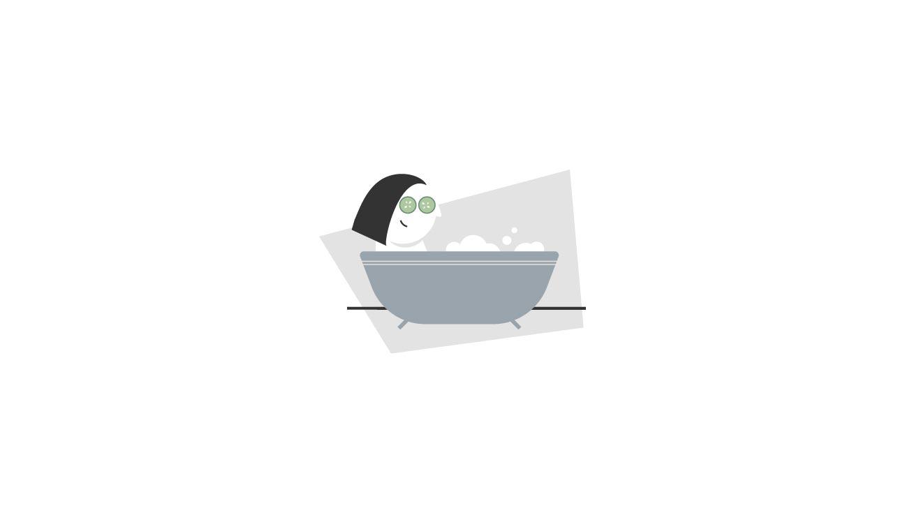 decent bath