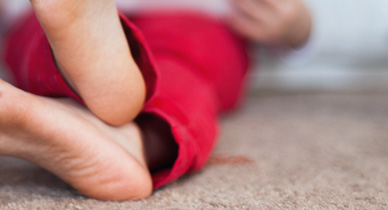 Causes and Treatments for Heel Pain in Kids