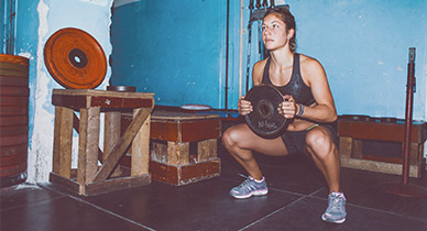 Sumo Squat Exercises to Strengthen Your Inner Thighs