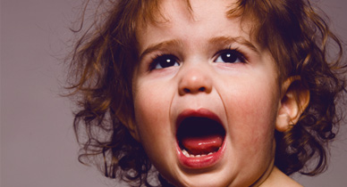 What to Do If Your Toddler Is Biting