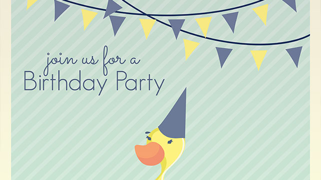 Kids Birthday Party Ideas Simple Tips - Birthday party invitation reminder
