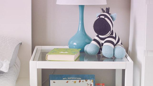 keep it clutter-free