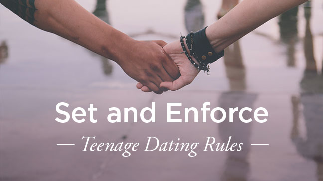 Rules for christian dating